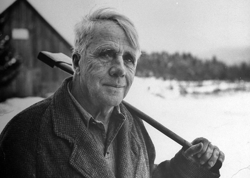 Robert Frost in 1943. (Eric Schaal/The LIFE Picture Collection/Getty Images)