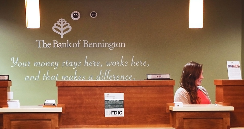 The Bank of Bennington