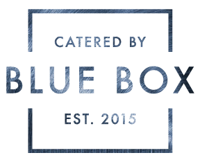 Catered by Blue Box