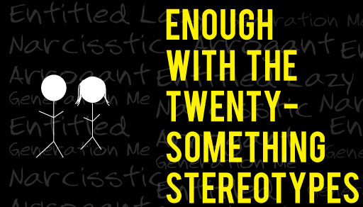 Twentysomething-Stereotypes