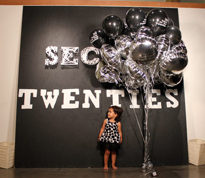 101 Secrets for your Twenties 3D Wall