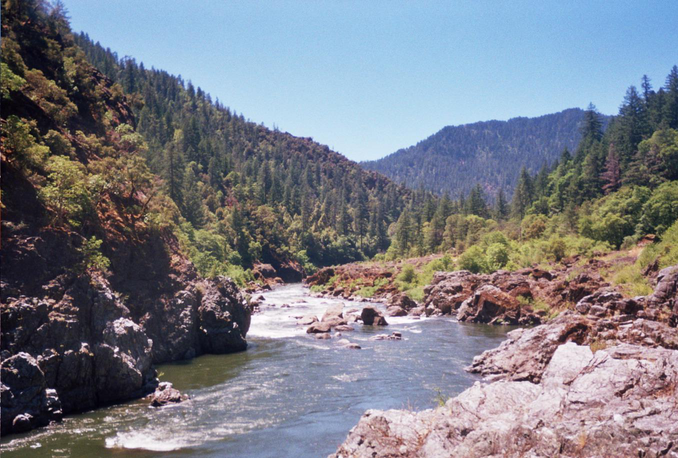 Rogue River - Southern Oregon
