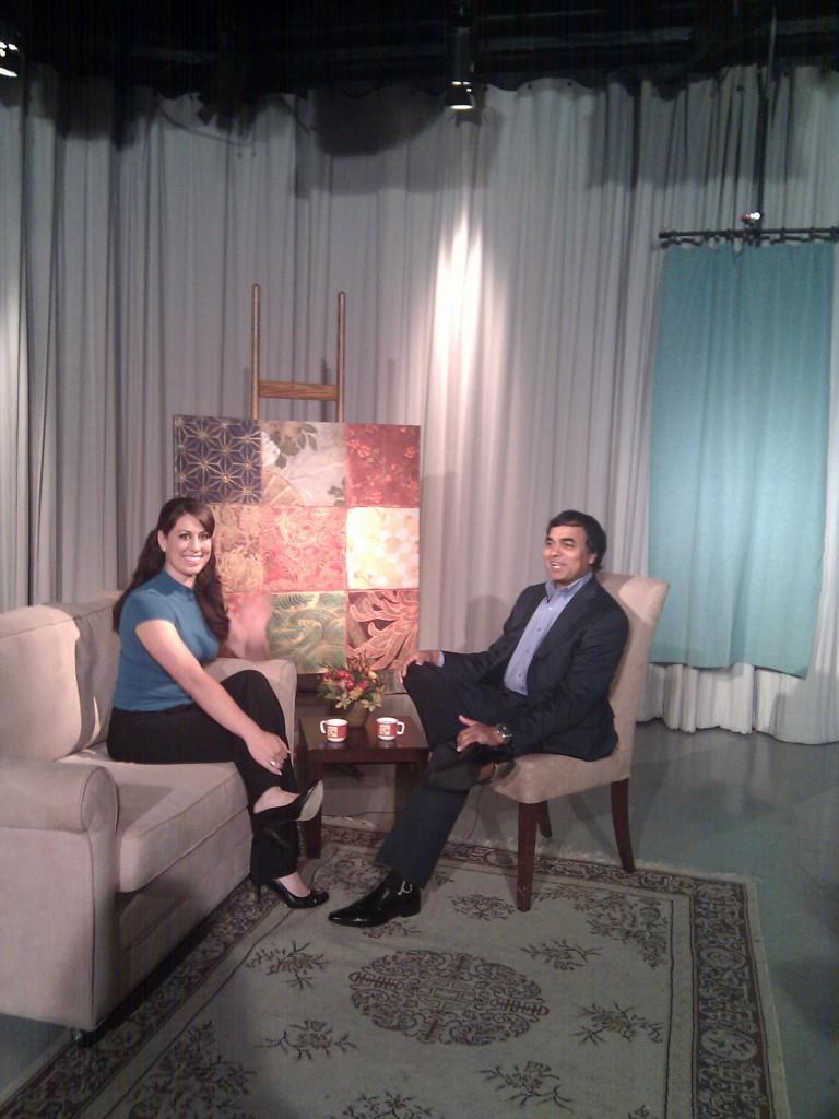 Jenny Blake and Gopi Kallayil on the Change Makers set