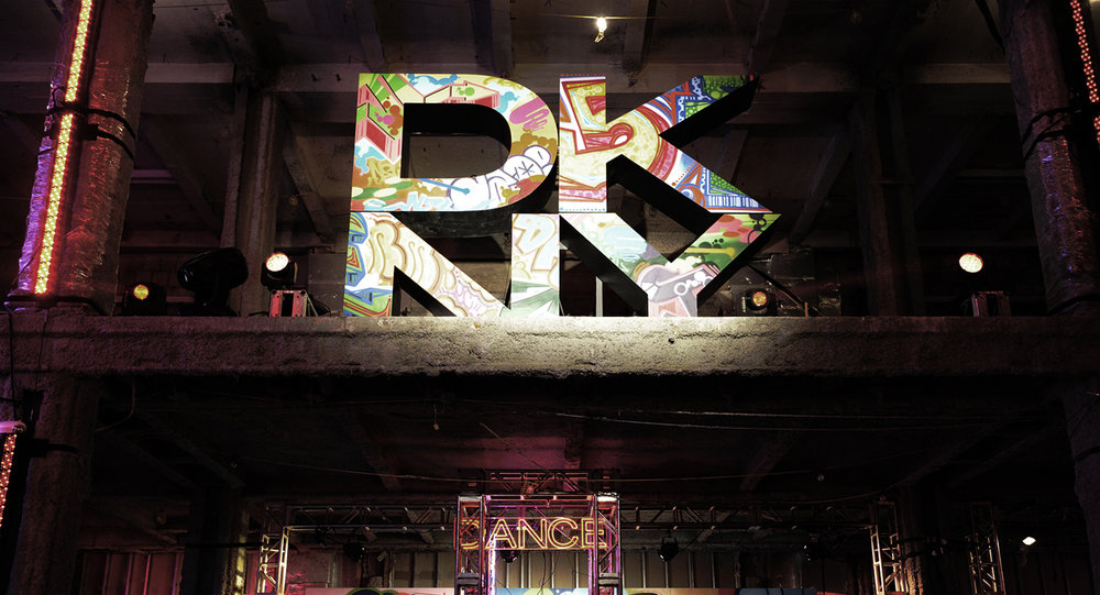 DKNY 25th Anniversary Bash