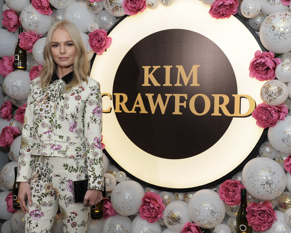 Kate Bosworth<br>for Kim Crawford Wines