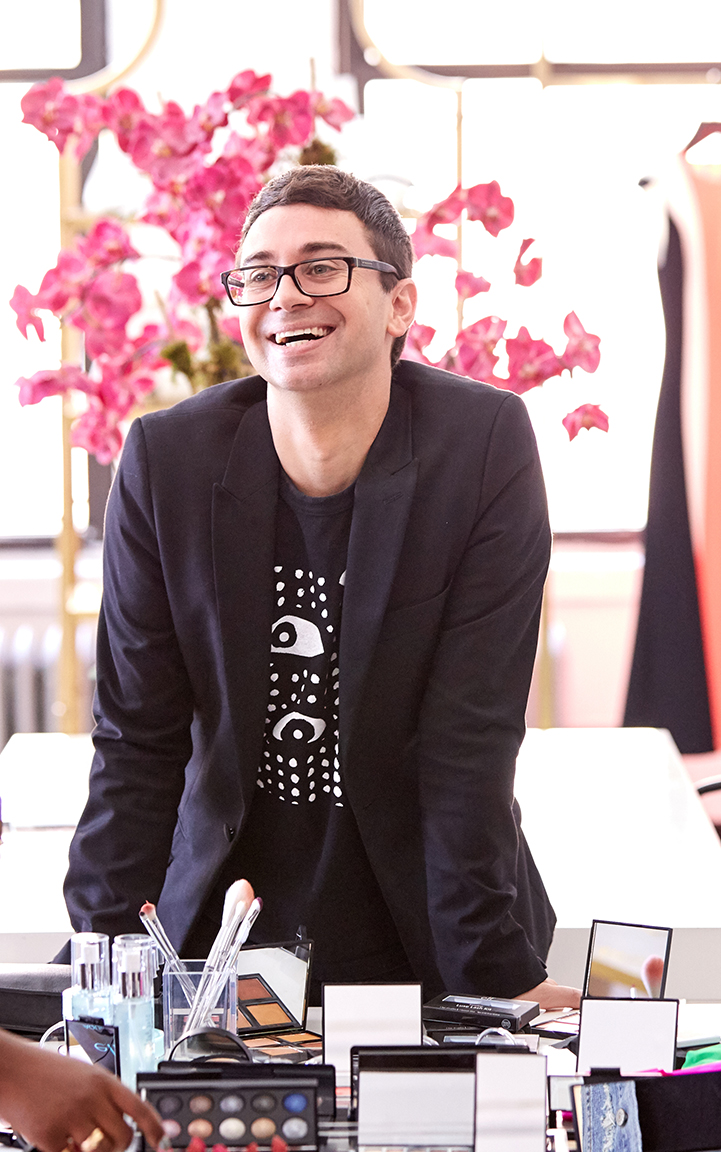 collaboration - Christian Siriano for e.l.f. Cosmetics