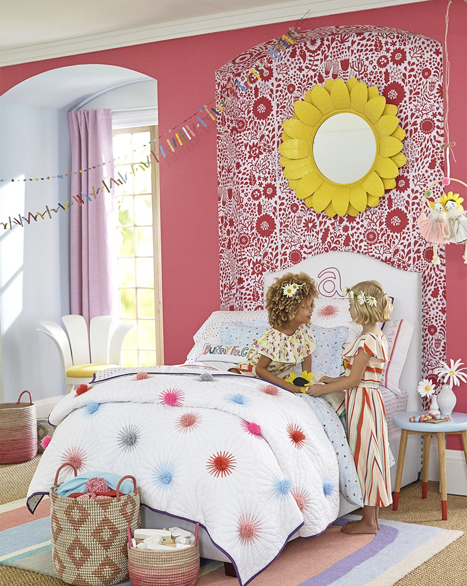 collaboration - Margherita Missoni for pottery barn kids