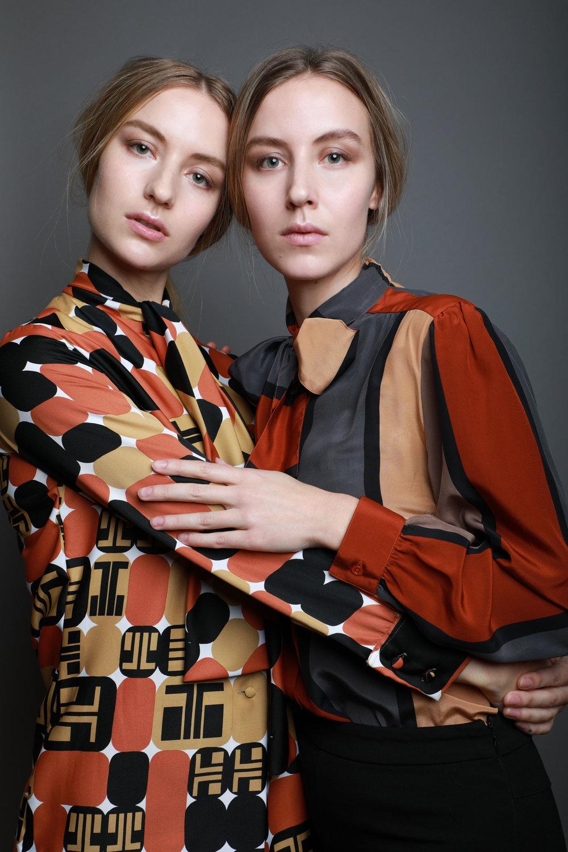 Elyse and Danielle