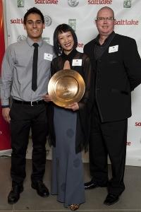 Carlos, SuAn, Chef J.