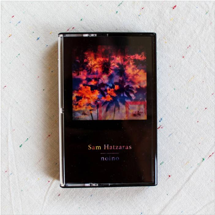 sam hatzaras/noino split (oxtail recordings)