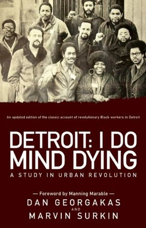 front cover of Detroit: I Do Mind Dying