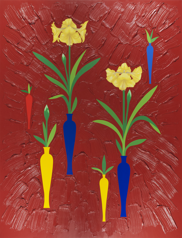 The Primaries: Red Amaryllis