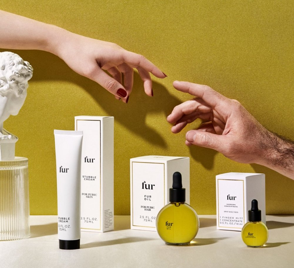 Skincare For Down There - Fur has the answers to all of your intimate skincare problems…trust us, we asked. Images: Fur.