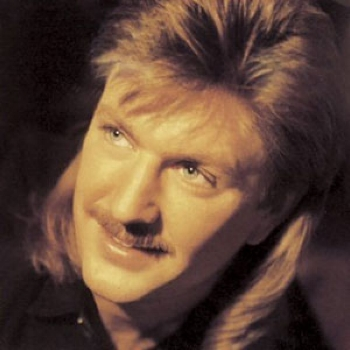 The Magnificent Mullet that is 1993 Joe Diffie.