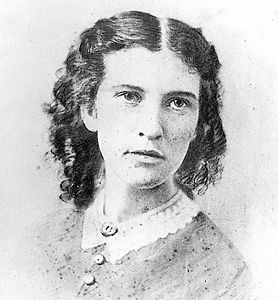 Elizabeth Blackwell, the first female physician in America, and the first woman to graduate from med school.