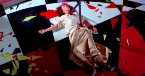 Suspiria . Directed by  Dario Argento . (Seda Spetacolli Productions, 1977)