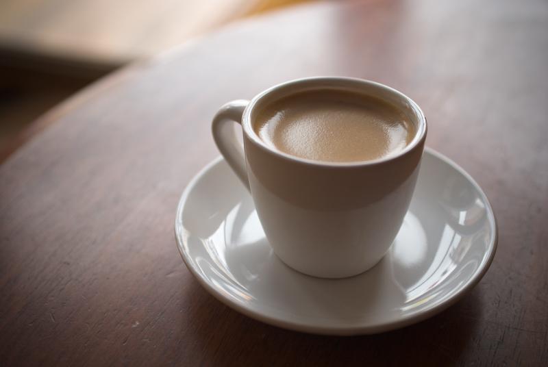Espresso or cologne?