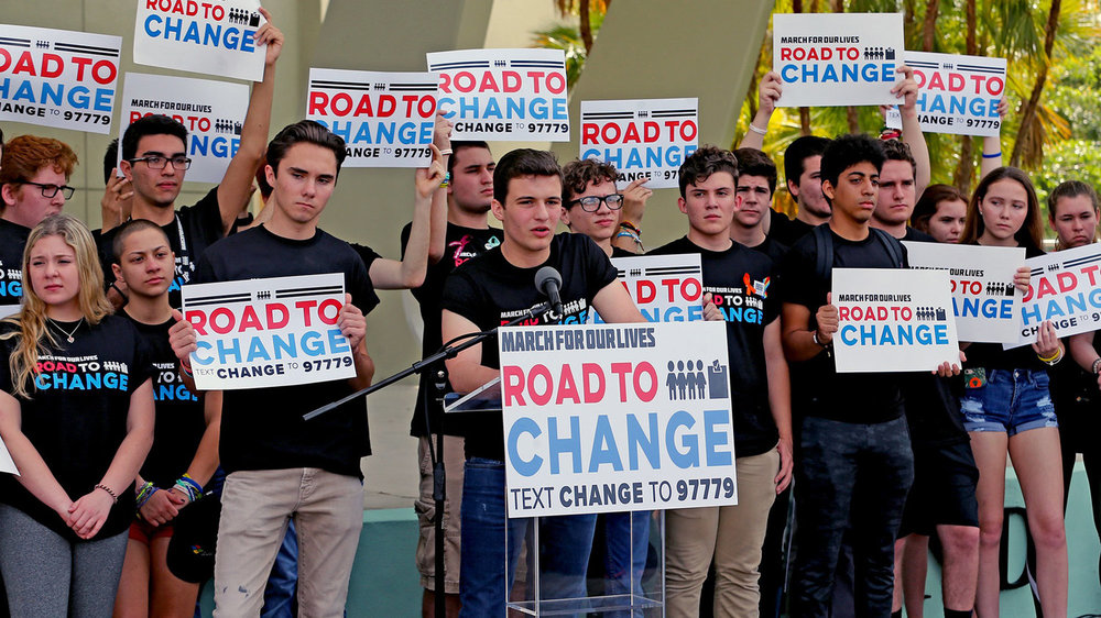parkland survivors road to change.jpg