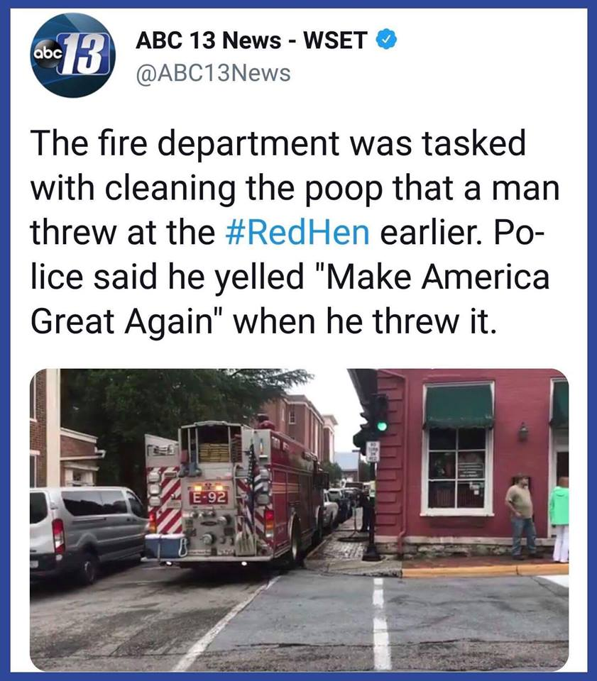 red hen MAGA.jpg
