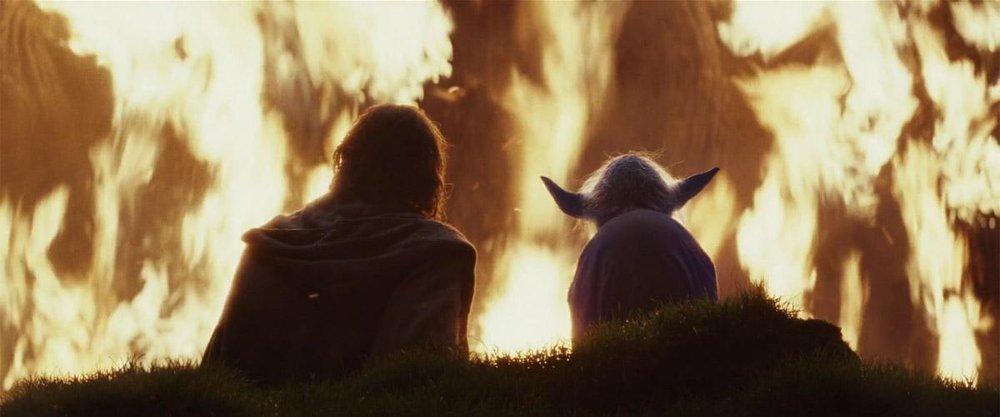 Goodbye, Jedi!