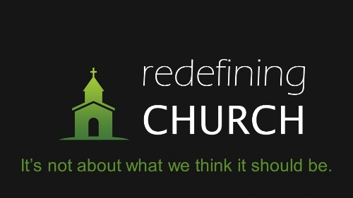 This sermons series seeks to look at the early church and discover a biblical definition of church that flows out of the Bible instead of our own opinions.September-November 2016
