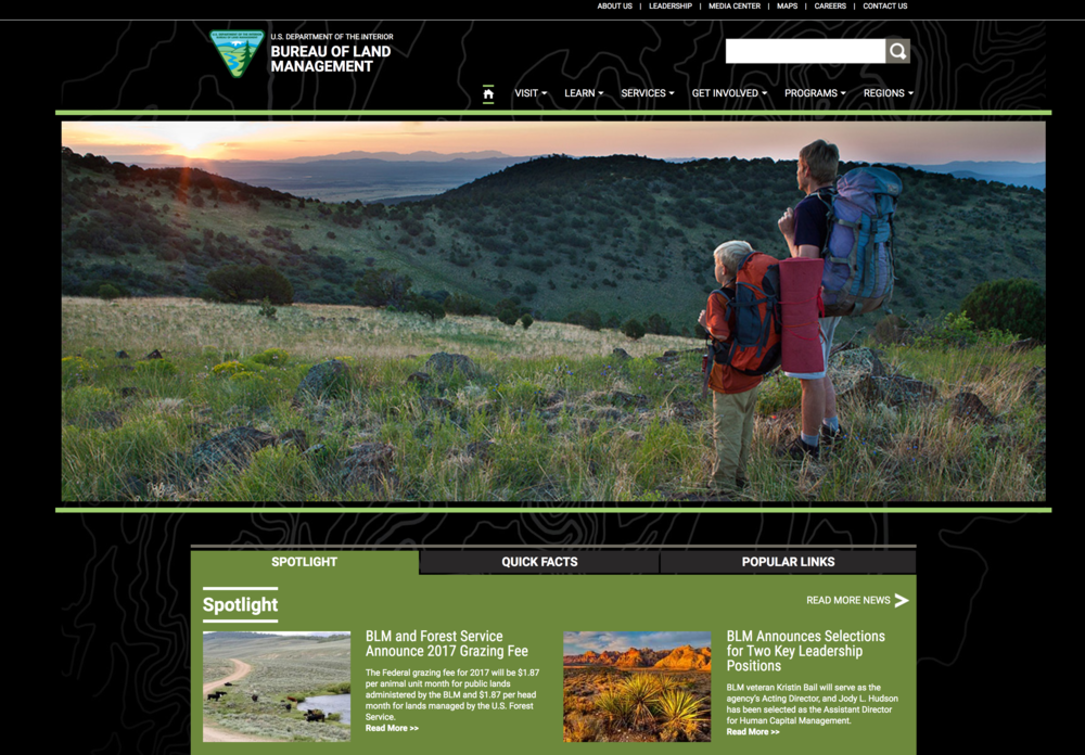 Bureau of Land Management, a partner of the Western Colorado Landscape Collaborative