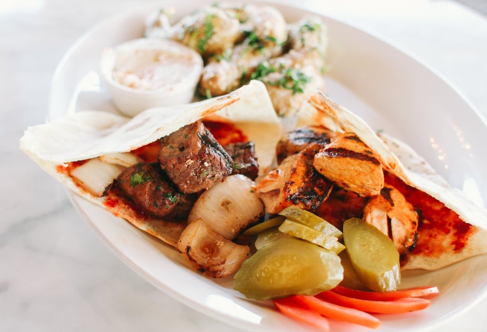 Mediterranean Food Dallas TX Deep Ellum