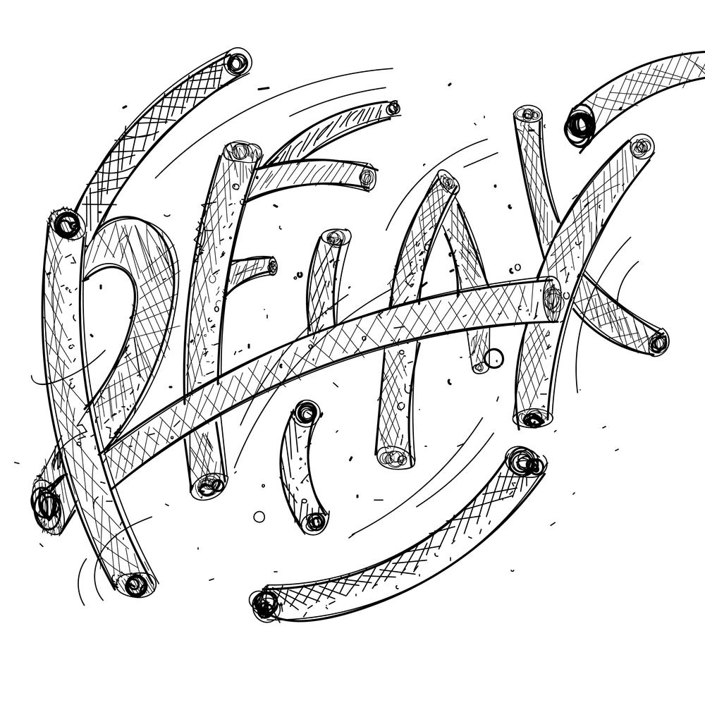 'Relax' in Broken Fluidity