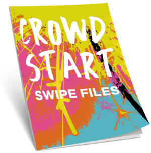 CROWDSTART SWIPE FILES Bonus Ariel Hyatt