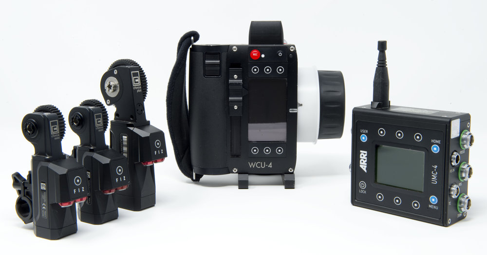 3 - Axis Wireless Follow Focus Kit