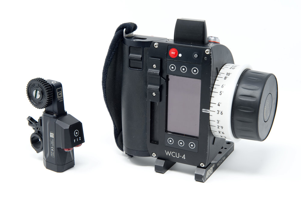Single Axis Wireless Follow Focus Kit