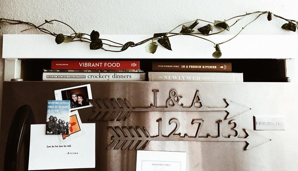 cookbooks and fridge.jpg