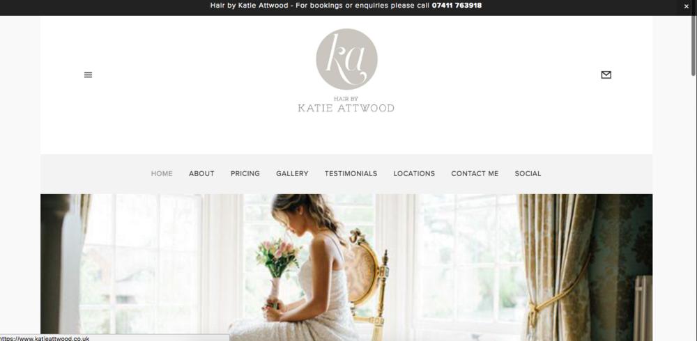 Katie Attwood Hair