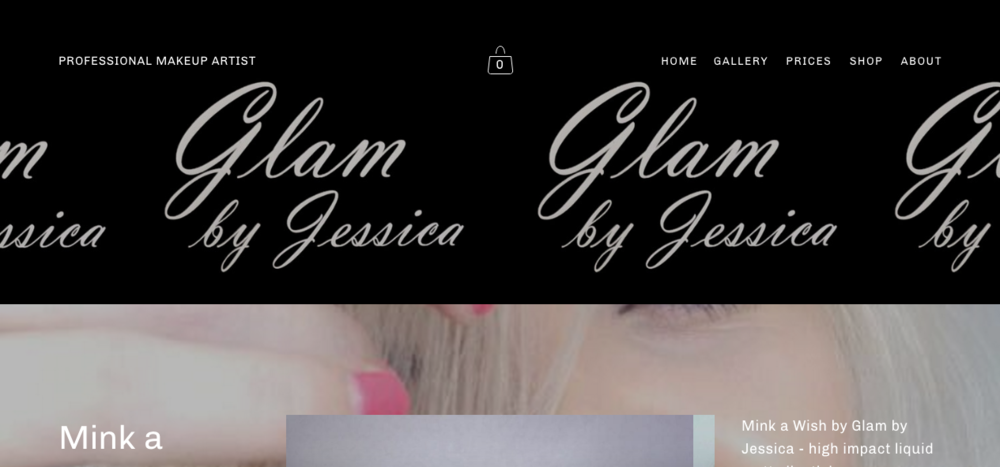 Glam by Jessica  www.glambyjessica.co.uk