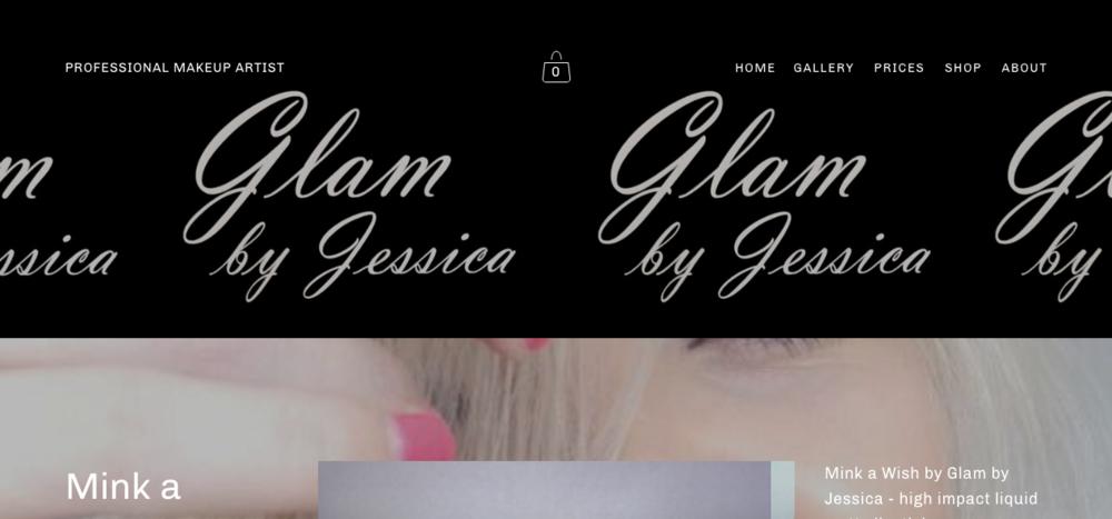 Glam by Jessica  www.glambyjessica.co.uk