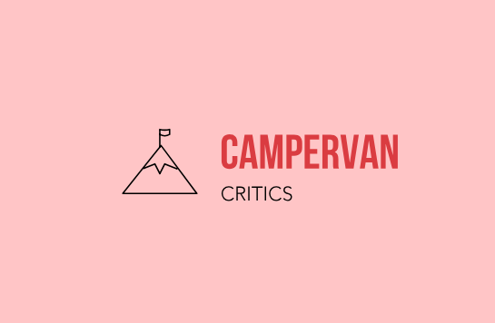 Campervan Critics Logo and business card design
