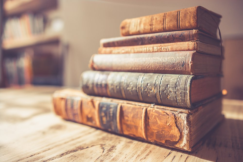 WHY YOUNG CHRISTIANS NEED OLD BOOKS