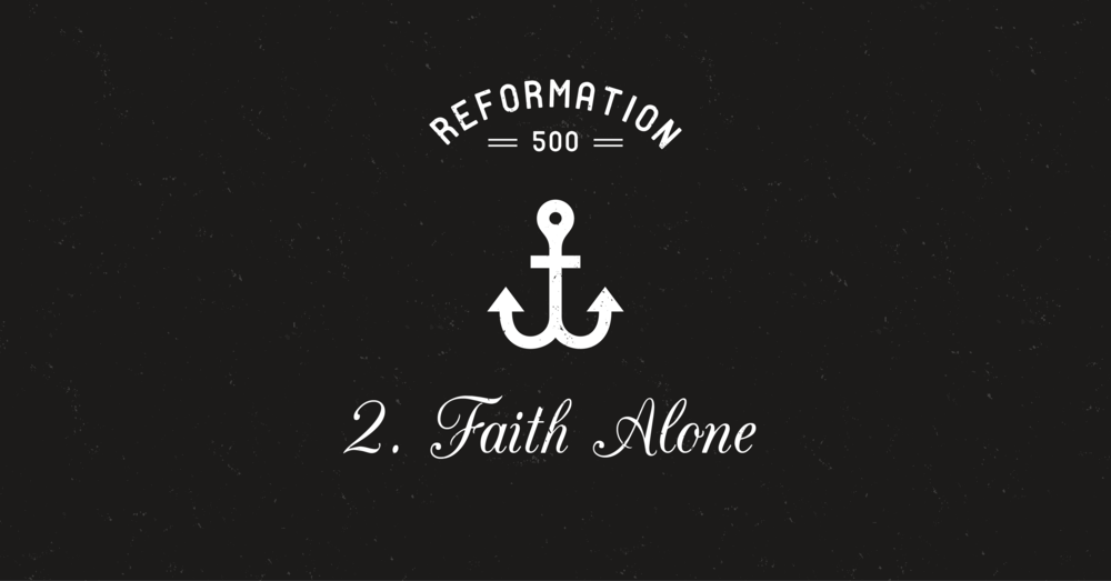 WHAT I LOVE ABOUT FAITH ALONE