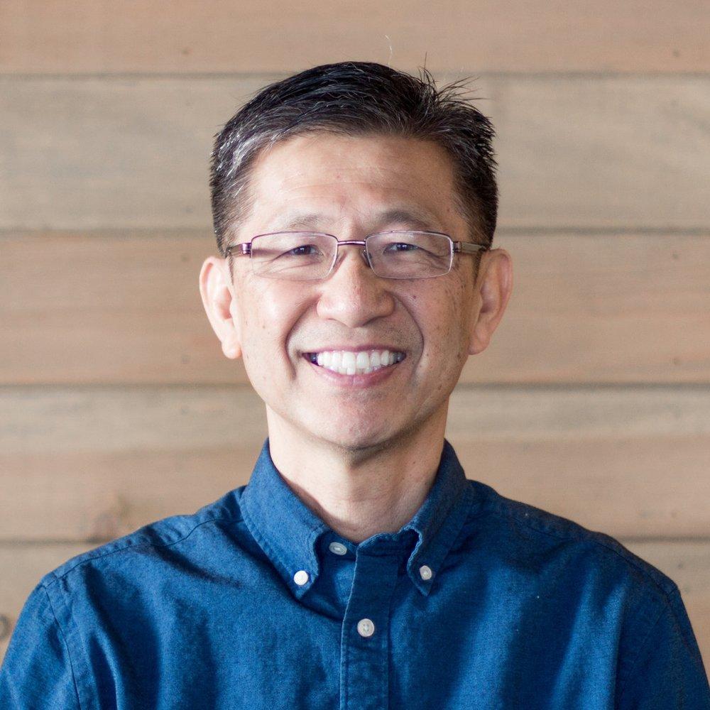 Pastor Steve Chang