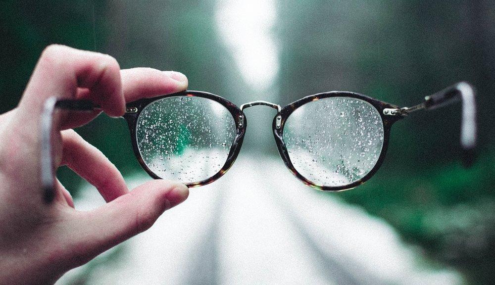 TESTIMONY: LOSING MY EYESIGHT, RECEIVING GOD'S VISION
