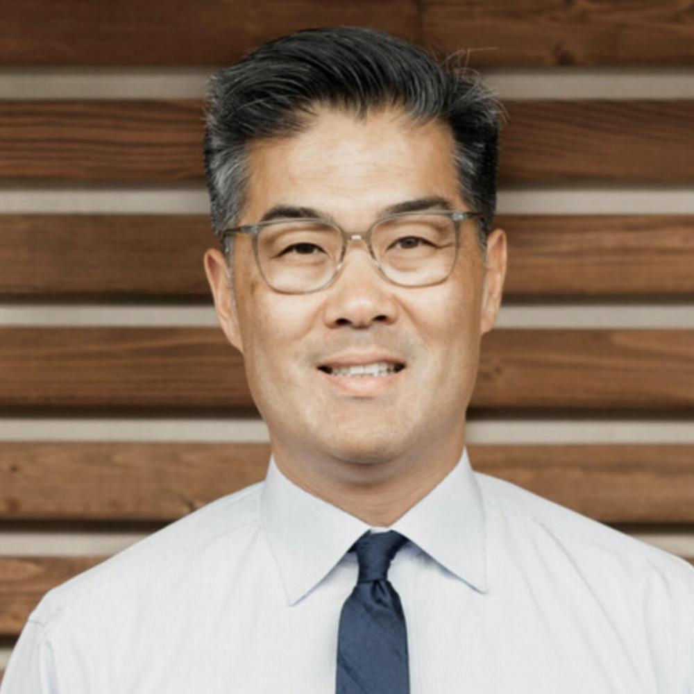Pastor Harold Kim
