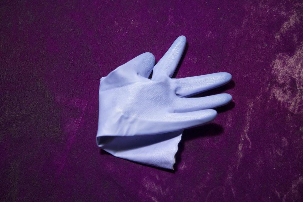glove, 2017