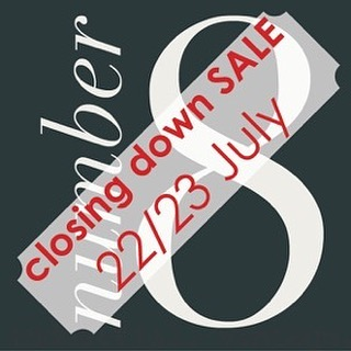 We are holding a closing down sale next weekend 22/23 July @no8update 10.30 - 4.30, lots of stock items and 'do er uppers' for your own projects! #sale #weekend #july #furniture #lighting #homewares #eastcroydon #croydon #london #vintage #interiordesign #vintageforsale