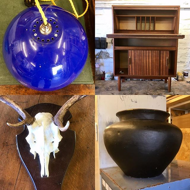 More items available this weekend in our closing down sale open today from 10.30 #vintageforsale #closingdown #sale‼️ #interiordesign #saturday #croydon #london #lighting #furniture #fixerupper