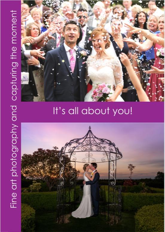 Wedding Photography Brochure