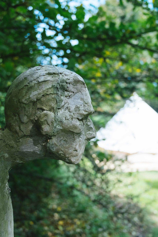 Sculpture by Craig Robertson