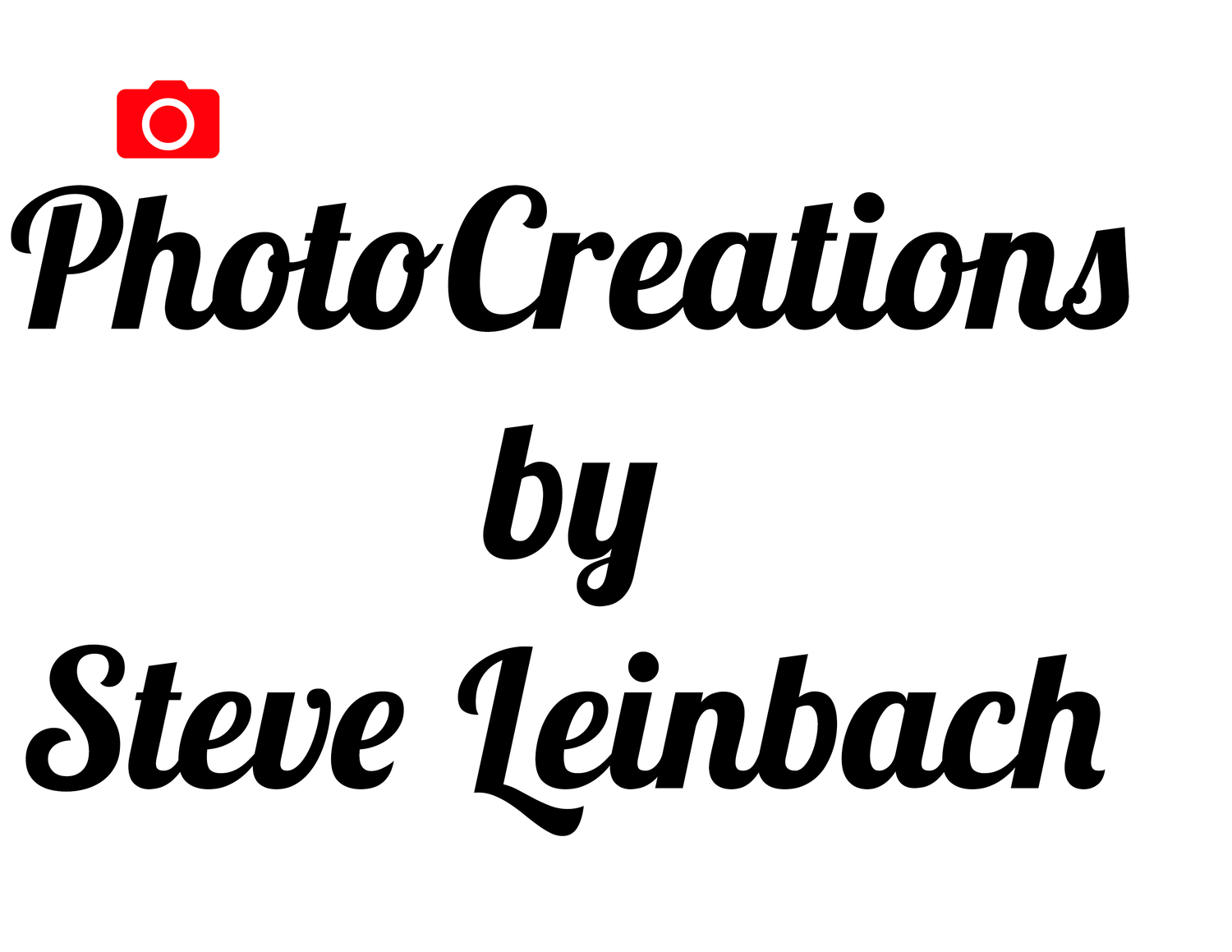 PhotoCreations by Steve Leinbach
