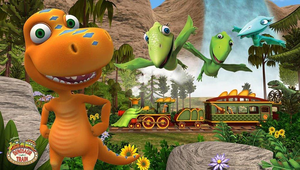 Dinosaur Train Jim Henson S Family Hub