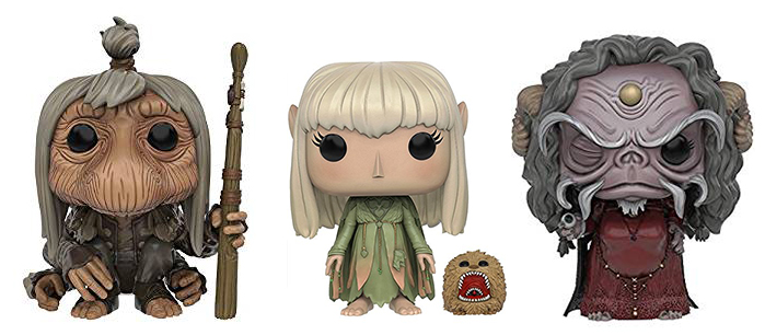 """The Dark Crystal"" Funko Pop Figures"