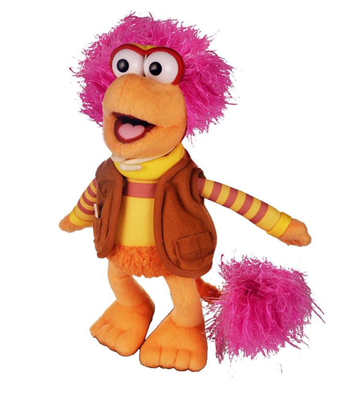 """Fraggle Rock"" Plush"